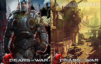 Gears of war judgment live wallp..