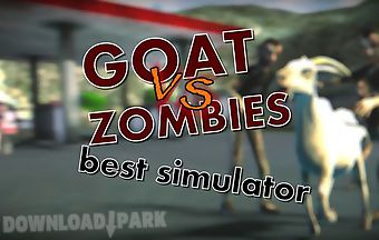 Goat vs zombies simulator