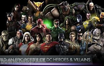 Injustice gods among us pack