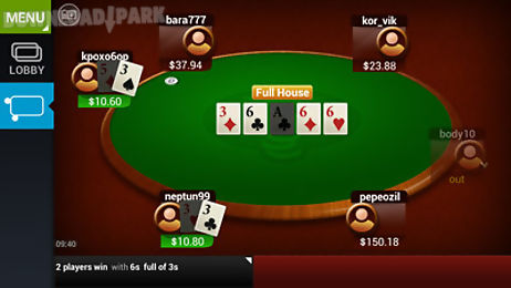 Mobile Poker Club Android Game Free Download In Apk