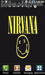 nirvana live wallpaper