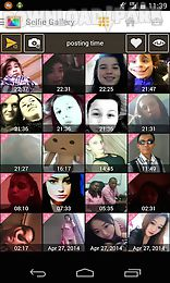 selfie gallery portrait photo