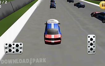 Stunt racing 3d