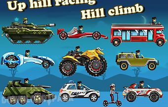 Up hill racing: hill climb