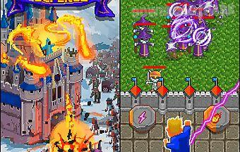 Wizard fireball defense