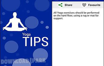 Yogatips