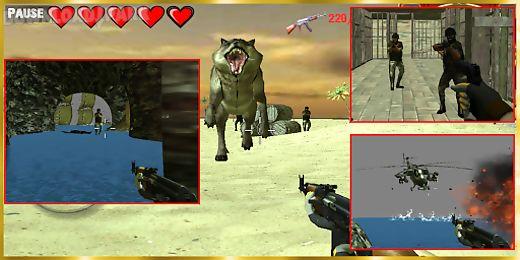 commando mission arms: ww2