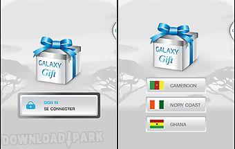 Galaxy gift africa