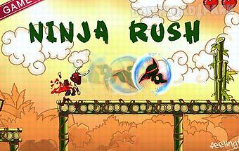 Ninja rush hd