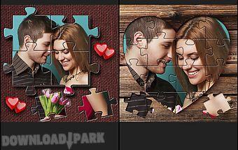 Photo puzzles - creative frame