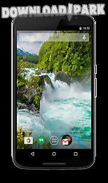 waterfall hd live wallpaper