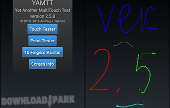 Yet another multitouch test