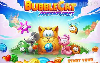 Bubble cat adventures