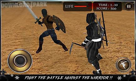 Ninja assassin break prison 3d Android Game free download in Apk