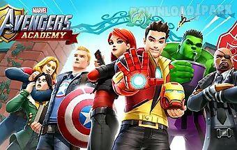 Marvel: avengers academy
