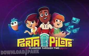 Porta-pilots: plunging through t..