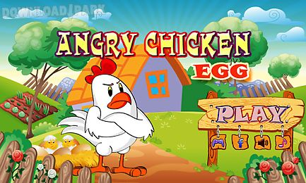 angry chicken - eggs rescue