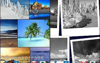 Camera pictures live wallpaper