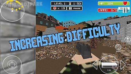 survival games - district1 fps