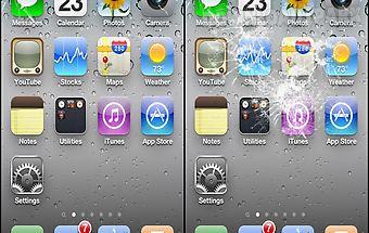 Break iphone 4s