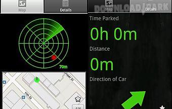 Car locator trial
