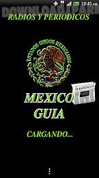 mexico guia