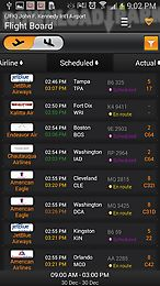airline flight status tracking