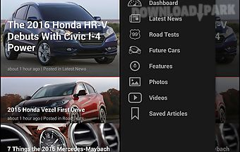 Motor trend news