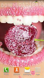 sugar lips live wallpaper