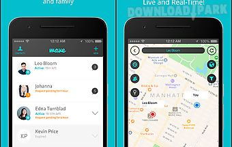 Wave app - find your friends