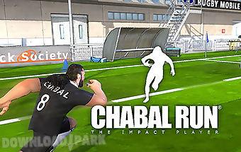 Chabal run: the impact player