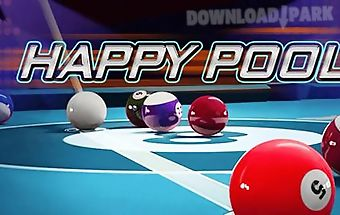 Happy pool billiards