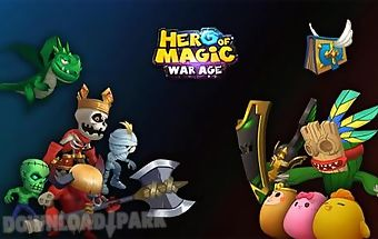 Hero of magic: war age