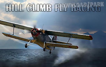 Hill climb flying: racing