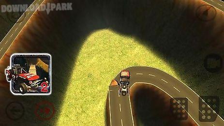 hill climb racing 4x4: rivals game