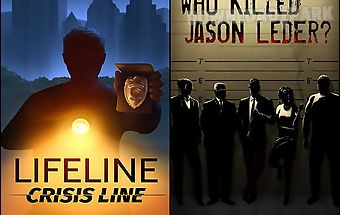 Lifeline: crisis line