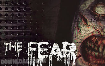 The fear: creepy scream house