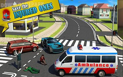 ambulance: doctor simulator 3d