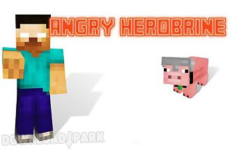 Angry herobrine