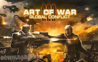 Art of war 3: global conflict