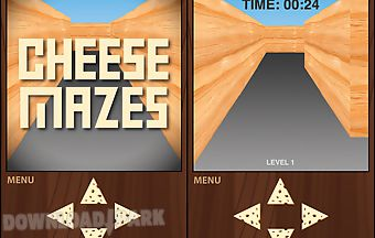Cheese mazes free
