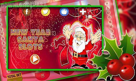 christmas santa 777 slots