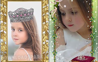 Little princess photo frames