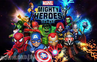 Marvel: mighty heroes