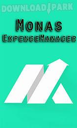 monas: expense manager