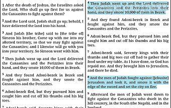 Names of god bible - nog