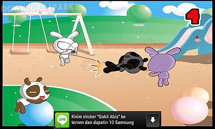 panda skipping games