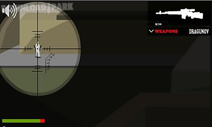 sniper shooting-swat ambush ii