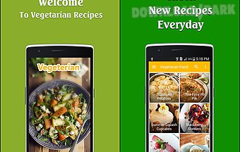 Vegetarian food recipes free