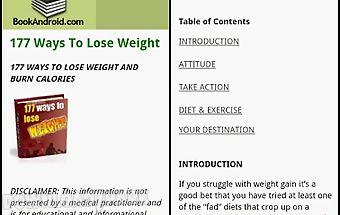 177 ways to lose weight